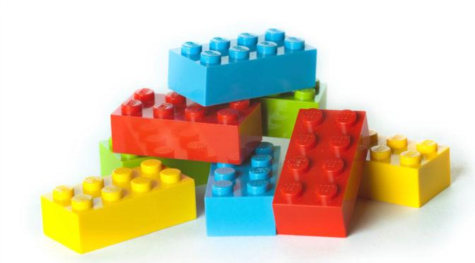 Legostadt in Alchen
