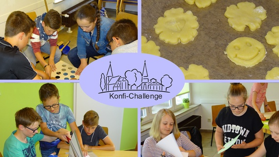 Konfi-Challenge der Ev.-Ref. Kirchengemeinde Oberholzklau unterstützen