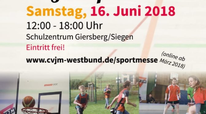 CVJM Sportmesse in Siegen