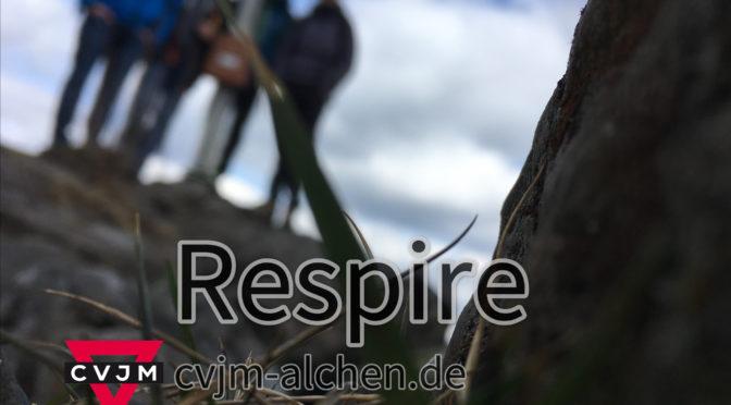 NEU! Respire – Ein Treffpunkt für Männer