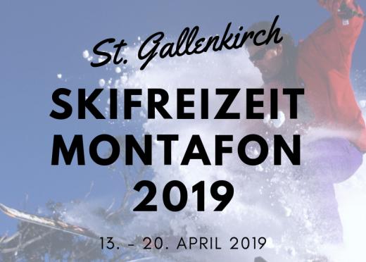 SKIFREIZEIT MONTAFON 2019