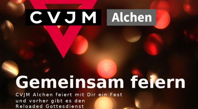 Symbolbild für das CVJM Fest 2019 Alchen
