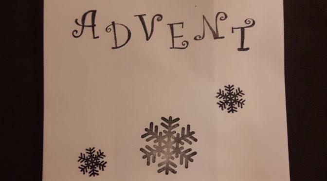 Lebendiger Adventskalender im Kindergarten Alchen