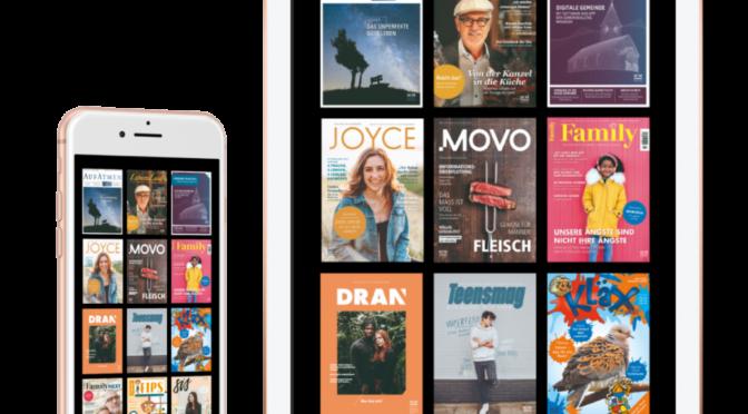 Christliche Zeitschriften digital lesen – kostenfrei und unverbindlich