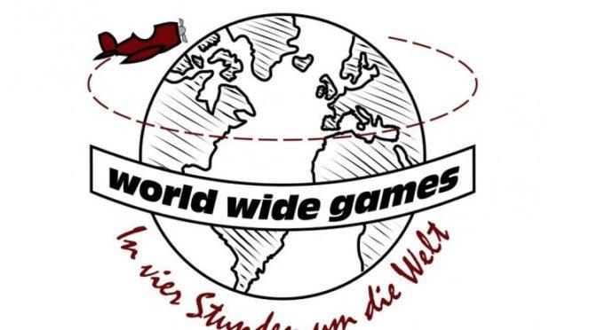 world wide games – in vier Stunden um die Welt
