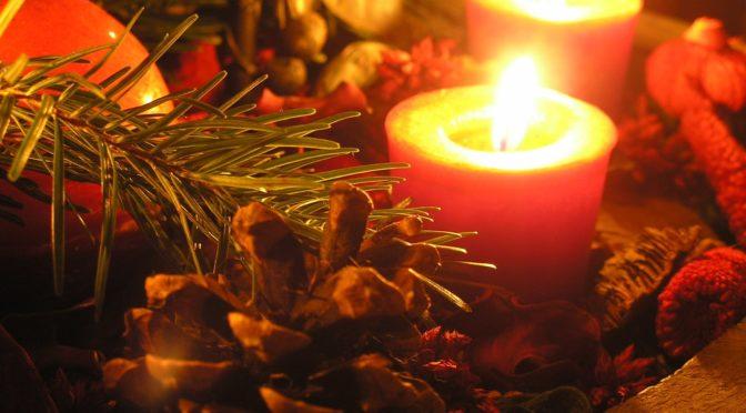 Symbolbild für Weihnachten in Alchen
